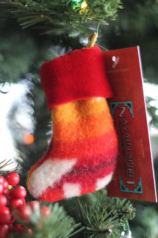 Tree Ornament - Mini Wooly Sto