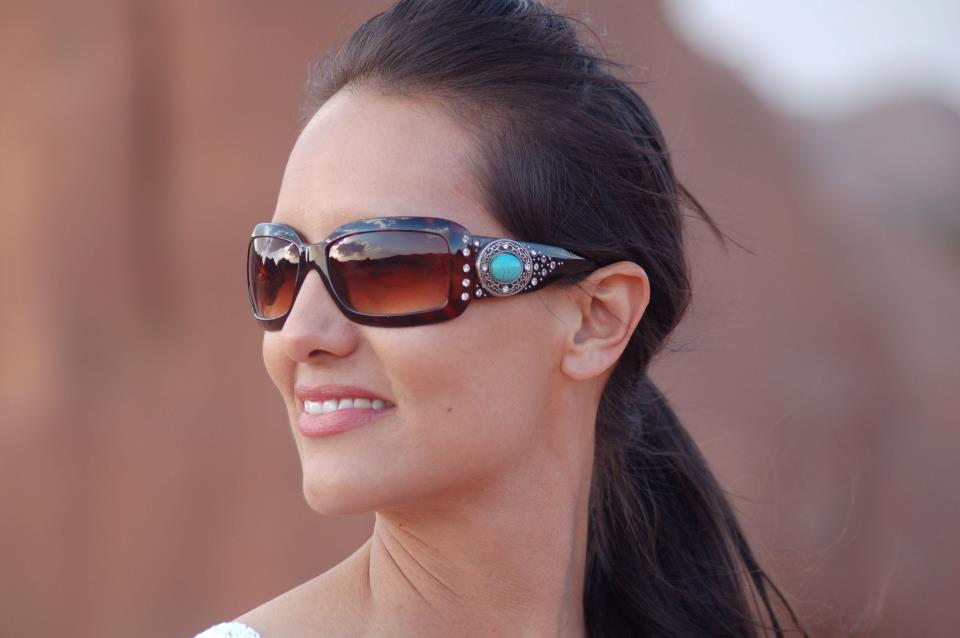Sunglasses- Southwestern Bling